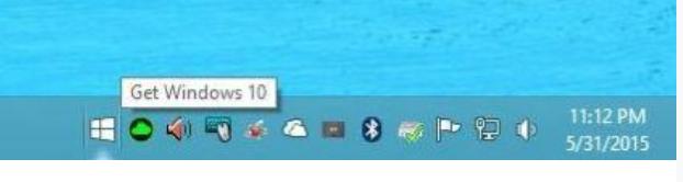 Windows10 Popup